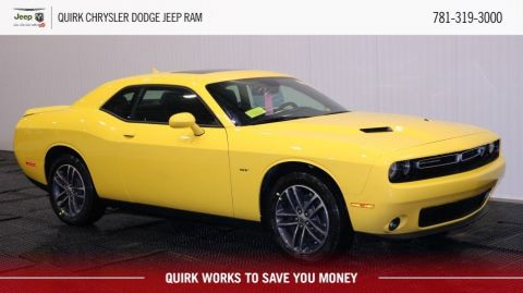 New 2018 DODGE Challenger GT