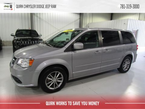 Pre-Owned 2015 Dodge Grand Caravan SE Plus