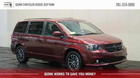 New 2018 DODGE Grand Caravan SE Plus