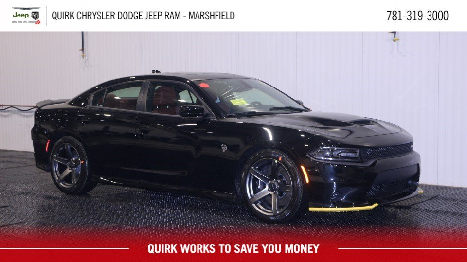 Dodge Charger Srt >> New 2018 Dodge Charger Srt Hellcat Sedan In Marshfield D7604