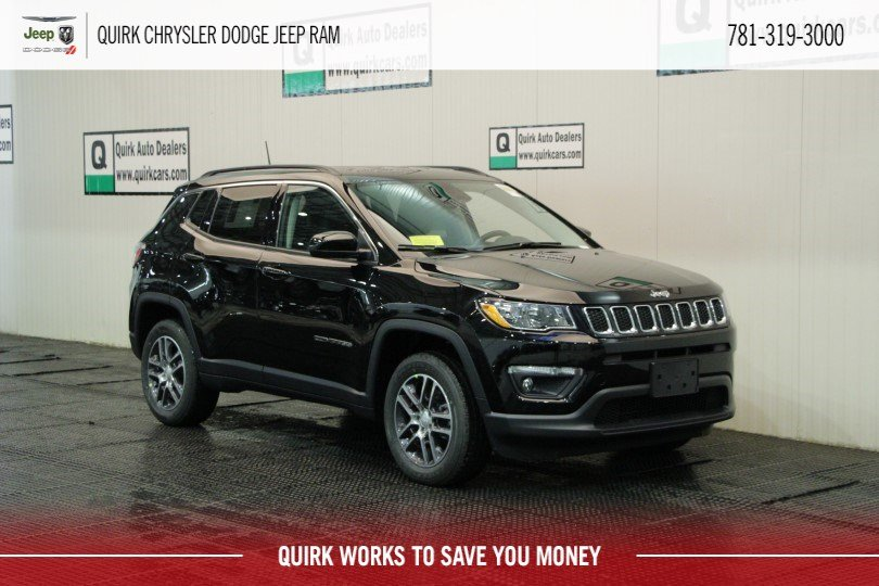 New 2019 Jeep Compass Latitude Sport Utility In Marshfield D9233