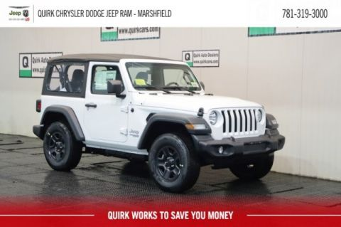 New Jeep Wrangler | Quirk Chrysler Dodge Jeep Ram